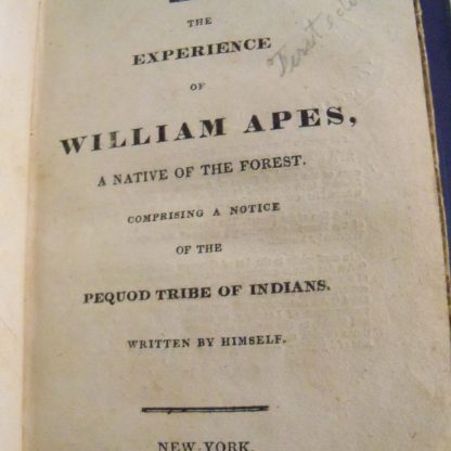 Frontispiece of 1829 A Son of the Forest